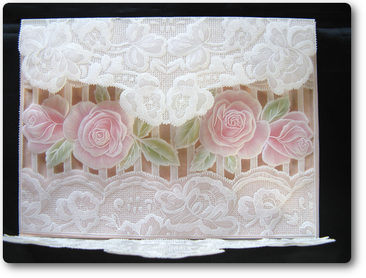 Rose Envelope/free pattern by JulieRoces