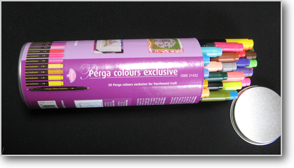 新/Perga Colours Exclusive